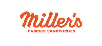 Miller's Famous Sandwiches