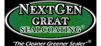 NextGen Great Sealcoating